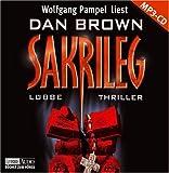Sakrileg: Lesung, als MP3-CD - Dan Brown