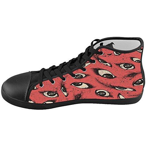 Dalliy augen muster Kids Canvas shoes Schuhe Footwear Sneakers shoes Schuhe C