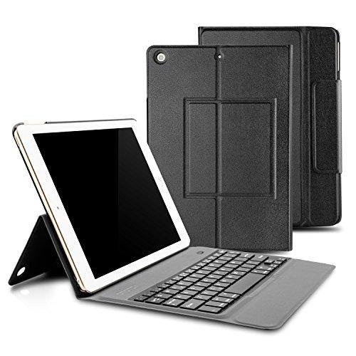 OMOTON Nuevo iPad 2017 Teclado con Funda