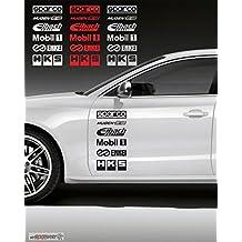 Racing Aufkleber Auto Suchergebnis Auf Amazonde Für