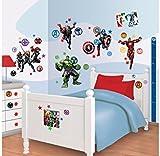 Walltastic Avengers Assemble Room Decor Kit, Multi-Colour