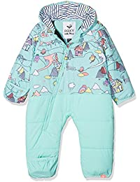 Roxy Women's Jumpsuit Pink Little Miss Snow Suit for Baby (F)