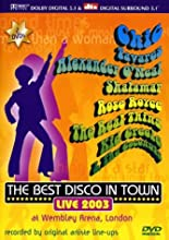 Various Artists - The Best Disco in Town (2 DVDs) hier kaufen
