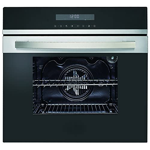 51GC993 U4L. SS500  - MILLAR EO5909TDBG 9 Functions Electric Fan Oven with Catalytic Self Cleaning