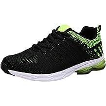 Zapatos de senderismo para hombre, Covermason Zapatillas de deporte ocasionales respirables del deporte al aire
