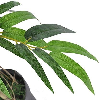 vidaXL Bambú Artificial En Maceta, Decorativo Casa Jardín Decoración