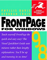 FrontPage 98 for Windows: VQS (Visual QuickStart Guides)
