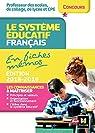 Concours enseignement - Le système éducatif français en fiches mémos - 2018-2019 - Révision par Tisserand