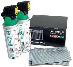 Hitachi NT65GS Groppinatrice a gas senza fili per chiodi diritti