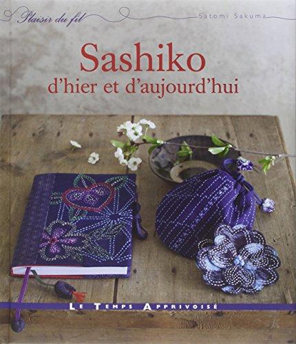 Sashiko d'hier et d'aujourd'hui par Satomi Sakuma
