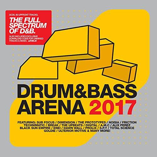 DRUM&BASSARENA 2017 - Various Artists - 2017