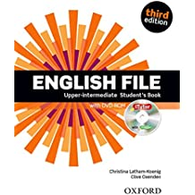 English File Upper-intermediate : Student's Book (1DVD)