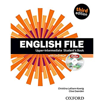English File Upper-intermediate : Student's Book (1DVD)