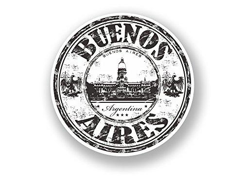 2-x-buenos-aires-vinyl-aufkleber-reise-gepack-argentinien-7085-10cm-100mm-wide