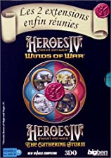 Heroes of Might & Magic IV : Winds of War (Add on) + The Gathering Storm (Add on)
