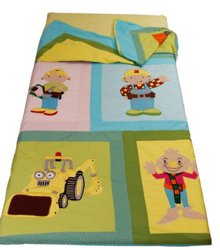 Little Kittens Little Kittens Bob The Builder Single Bed Quilt Cover