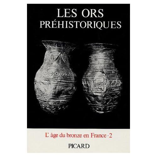 Les ors préhistoriques en France, volume 2