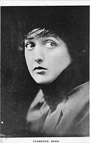 Florence Reed (Theater Actor/Actress Old Vintage Antique Postcard Post Card, Postales, Postkaarten, Kartpostal, Cartes, Postkarte, Ansichtskarte Florence Reed Unused)