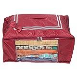 Glitter Collection (TM) Saree Bag , Good quality saree bag for keeping apx 10 sarees NSARB