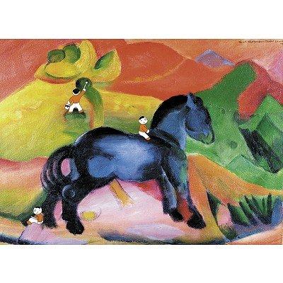 Puzzle Michele Wilson - Le Cheval Bleu MARC - Bois - W60-12