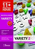 11+ Practice Papers Multiple-choice Variety Pack 2: Contains 4 Tests - Maths 11, Eng ...