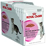 24 x 85 g (2 x 12) (Royal Canin Wet Kitten Instinctive mit stellenpool von Maltby 's UK
