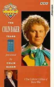 Doctor Who: The Colin Baker Years [VHS]