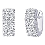 Peora Valentine Sterling Silver Cubic Zi...