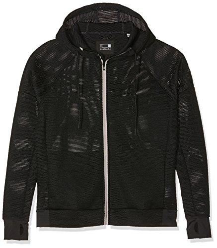 adidas Damen Kaputzenjacke Daybreaker Mesh, Black, L, AI0911 Preisvergleich