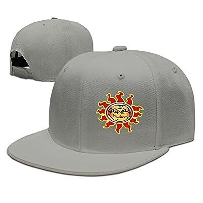 Hittings Valentino Rossi Unisex Fashion Cool Adjustable Snapback Baseball Cap Hat One Size Ash