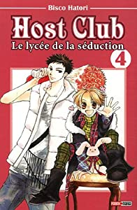 Host Club Edition simple Tome 4