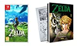 The Legend Of Zelda: Breath Of The Wild (Reserva con cómic)