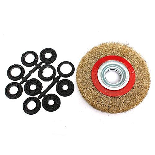 anelli-spazzola-ruota-filo-di-acciaio-150-mm-e-adattatore-6-pollici-per
