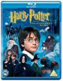 Harry Potter and the Philosopher's Stone [Blu-ray] [UK Import]