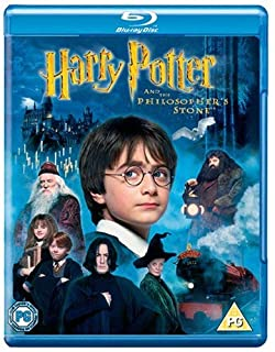 Harry Potter And The Philosopher's Stone [Blu-ray] [Region Free] (B000X9MFCY) | Amazon price tracker / tracking, Amazon price history charts, Amazon price watches, Amazon price drop alerts