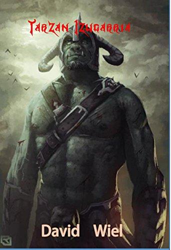 Tarzan Izugarria (Basque Edition) por David wiel