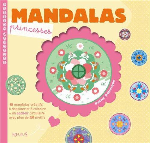 Mandalas princesses