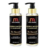 Man Arden Beard Wash (Shampoo) & Conditi...