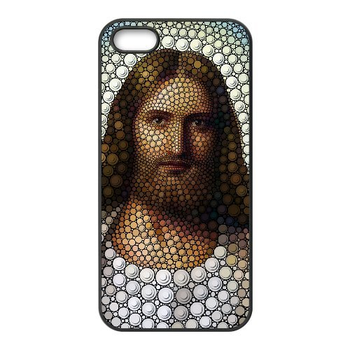 LP-LG Phone Case Of Jesus For iPhone 5,5S [Pattern-6] Pattern-1