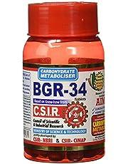 Aimil Carbohydrate Metaboliser BGR-34-100 Tablets (Pack of