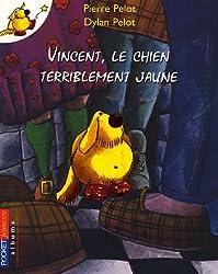 Vincent, le chien terriblement jaune