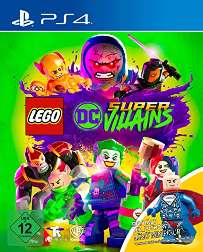 LEGO DC Supervillains - Toy Edition - [PlayStation 4]