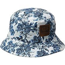 2140361639b Amazon.it  bucket hat - Bianco