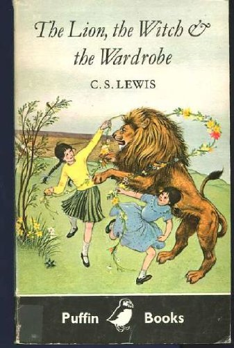 The lion, the witch and the wardrobe : a story for children