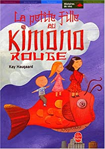 "Afficher ""La petite fille au kimono rouge"""