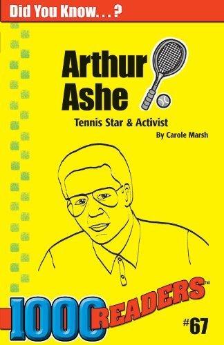 Arthur Ashe: Tennis Star & Activist by Carole Marsh (1998-09-01) par Carole Marsh