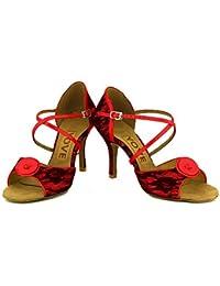 Amazon esVarios Zapatos 2040903031 Mujer Para tsrdQhC