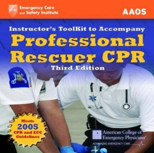 Professional Rescuer CPR: Instructor's Toolkit