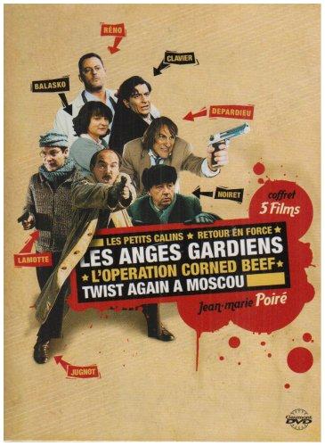 Bild von Jean-marie poire : les petits calins ; retour en force ; twist again a moscou ; operation corned-beef [FR Import]