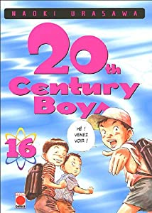 20th Century Boys Edition simple Tome 16